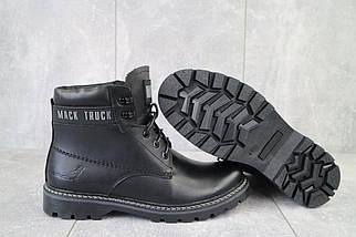 Мужские ботинки кожаные зимние черные Botus 21, фото 2