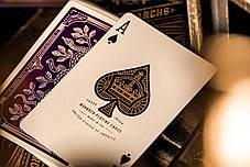 Карты игральные   Monarch Playing Cards (Purple), фото 3