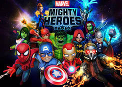 Марвел герои Marvel hero