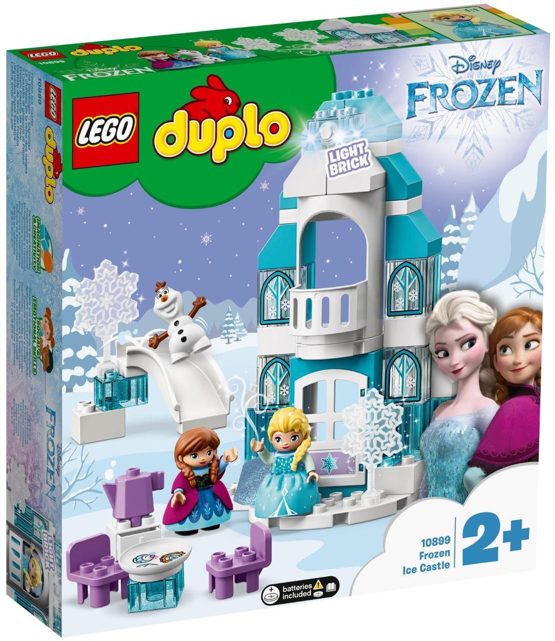 Lego Duplo Крижаний замок 10899