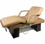 Стационарный массажный стол 3-х сегментный электро (3 мотора) 891 для массажного кабинета, для косметологии