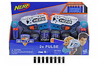 Бластер Nerf n-strike elite 2x pulse