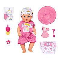 Лялька Baby Born Zapf серії Ніжні обійми - Мила Крихітка 36 см з аксесуарами (827321)