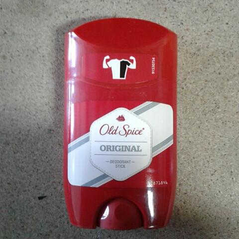 Твердый мужской дезодорант антиперспирант Old Spice Оriginal 50 мл. (Олдспайс оригинал стик)