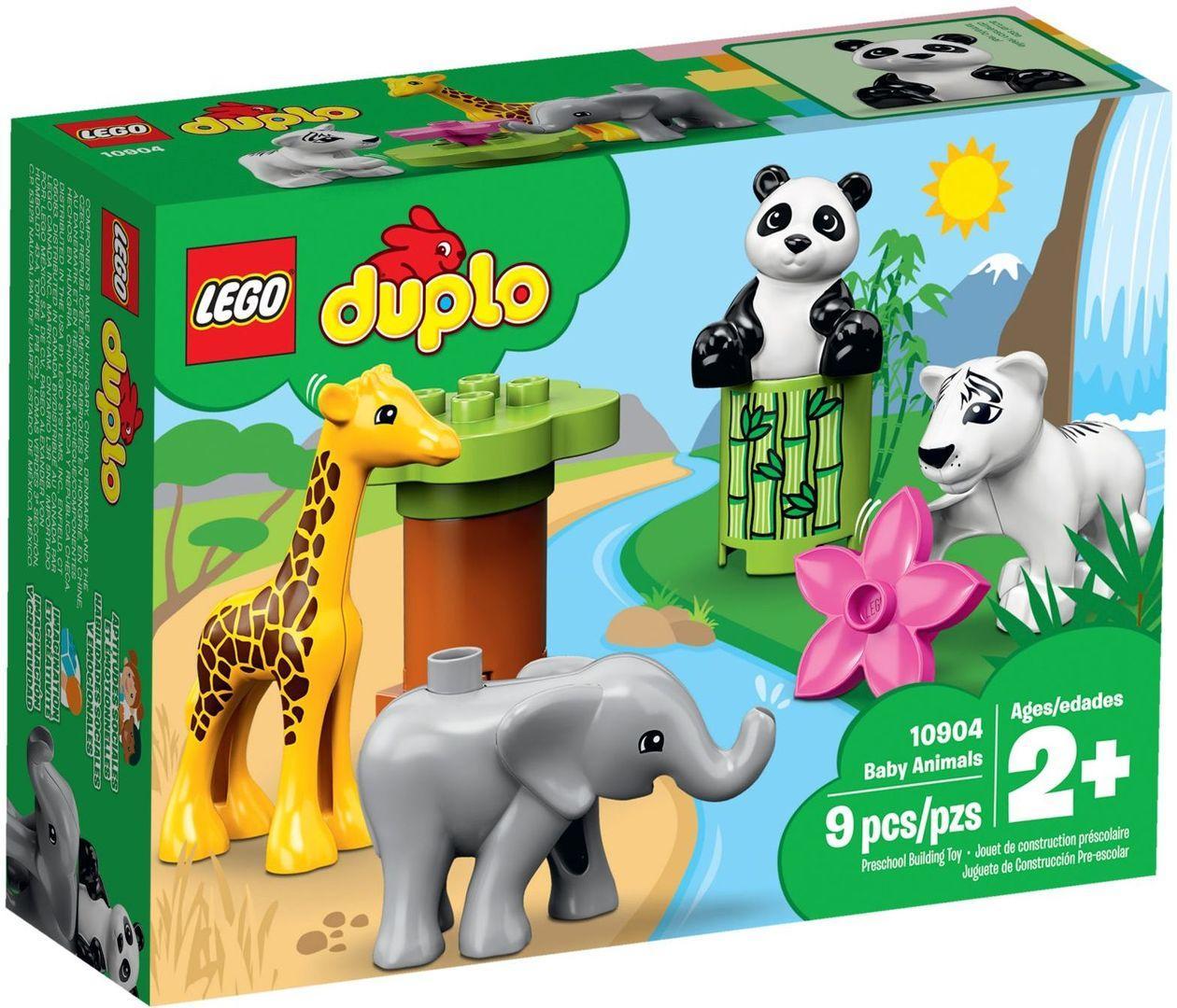 Lego Duplo Детишки животных 10904