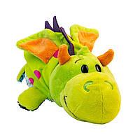 Мягкая игрушка ZooPrяtki с пайетками 2 в 1 - Единорог-Дракон 30 см (515IT-ZPR)