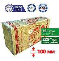 Izovat LS (Изоват) 100 мм кровельный базальтовый утеплитель, купить в Киеве