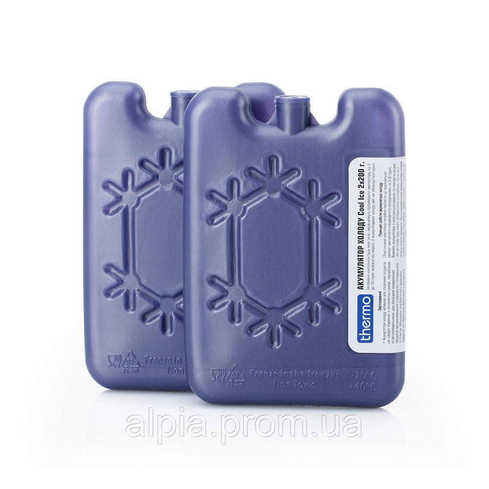Аккумулятор холода Thermo Cool-Ice 200 г*2 шт