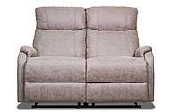 """Двухместный диван """"Rio"""" (Рио) с реклайнером (137 см)"""