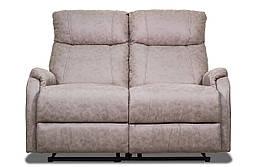 Двухместный реклайнер Rio, диван реклайнер, мягкий диван, мебель