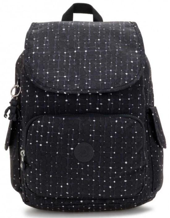Городской рюкзак Kipling Basic, на 13 л, синий