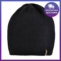 Водонепроницаемая шапка DexShell DH372-BSM, черная