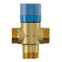 Термосмесительные клапаны для систем ГВС, Flamcomix, от ошпаривания при гелиосистемах