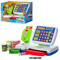 Кассовый аппарат детский с продуктами
