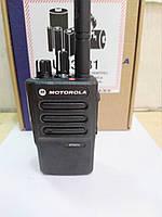 Motorola DP3441E, аналогово-цифровая (DMR) радиостанция UHF диапазона, фото 1