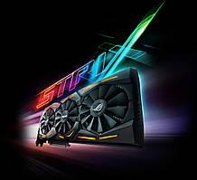 Видеокарта Asus ROG Radeon RX 580 STRIX 8192MB (ROG-STRIX-RX580-O8G-GAMING) б/у