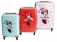 """Детский чемодан на колесиках """"Микки Маус"""" Размер M, фото 1"""