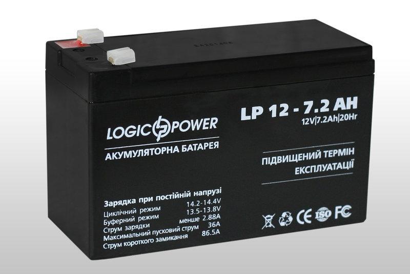 Акумулятор для эхолота 12V-7Ah