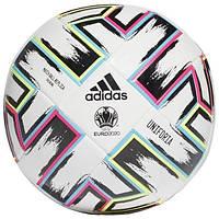 Мяч футбольный Adidas Uniforia Training Euro 2020 №5 FU1549 Белый