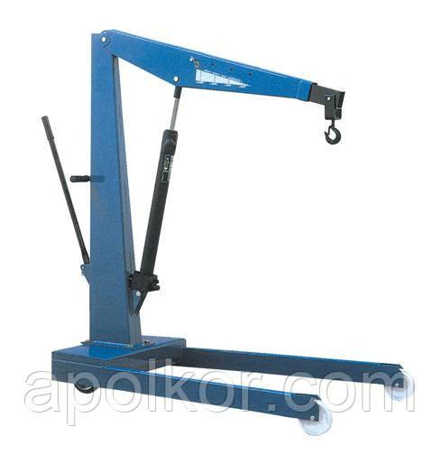 Кран гидравлический подкатной 2000 кг OМА 576