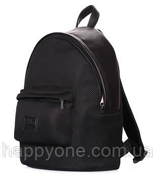 Молодежный повседневный рюкзак Spongy (черный)