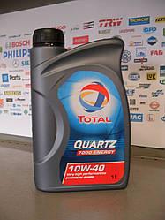 Моторное масло Total quartz 7000 energy 10w40