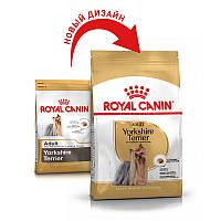 Royal Canin (Роял Канин) Yorkshire Terrier Adult для собак породы Йоркширский терьер старше 10 месяцев, 7.5кг.