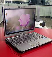 "Сенсорний нетбук трансформер HP EliteBook 2760p 12.1"" Intel Core i5 2.6 GHz 4 GB RAM 250GB HDD Silver Б/У"