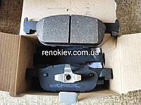 Тормозные колодки передние Renault Logan Sandero 2014 >