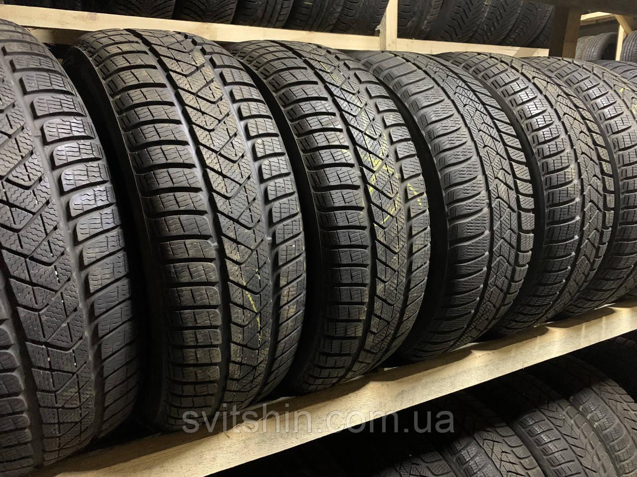 Зимові шини 215/60R16 Pirelli Sottozero 3 (7мм) за 1шт