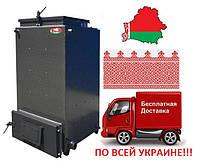Шахтный твердотопливный котел Холмова Zubr 12 кВт
