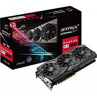 Видеокарта Asus ROG Radeon RX 580 STRIX 8192MB (ROG-STRIX-RX580-T8G-GAMING) б/у, фото 1