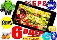 ПЛАНШЕТ-ТЕЛЕФОН LENOVO A3500 3G! GPS! 6 ЯДЕР,2 СИМ, фото 1