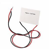 Термоэлектрический охладитель Пельтье TEC1-12705