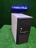 """Компьютер в сборе Fujitsu, 2 ядра, 2 ГБ ОЗУ, 160 Гб HDD + монитор 19"""", Полностью настроен!, фото 4"""
