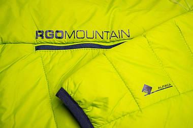 Куртка чоловіча Regatta Halton II Outdoor Jacket XL Green, фото 3