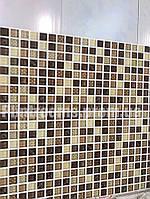 Панель листовая декоративная ПВХ Бруно