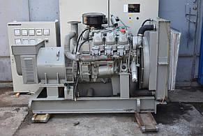 Дизель генератор Mersedes 110 (88 кВт)