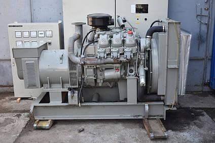 Дизель генератор Mersedes 110 (88 кВт), фото 2