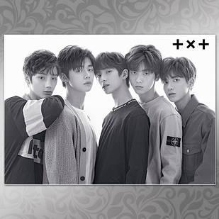 Плакат K-Pop TXT