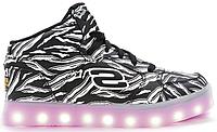 Кроссовки детские Skechers Energy Lights размер 34
