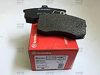Тормозные колодки передние Brembo P41003 на ВАЗ 2108-99, 2110-12, 1117-18, 2170-72, фото 1