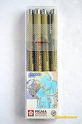 Набор линеров PIGMA Micron SXDK-4P, 4 шт., Sakura
