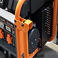 Бензиновый генератор NiK PG 5500, фото 3