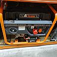 Бензиновый генератор NiK PG 5500, фото 4