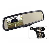 Зеркало заднего вида с монитором Gazer MM709 VW, Skoda