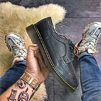 Мужские ботинки Dr Martens 3989 Black
