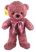 """Игрушка мягкая Мишка розовый с бантом маленький, 40 см., м/у 1/1шт ТМ"""""""""""