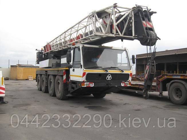 Аренда Строительных Автокранов от 10 до 140 тонн