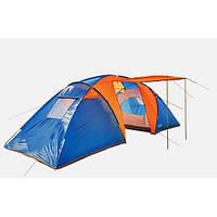 Палатка туристическая шестиместная Coleman 1002